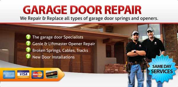 Garage Door Repair Yorba Linda CA