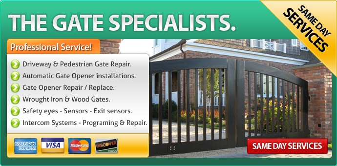 gate repair yorba linda ca